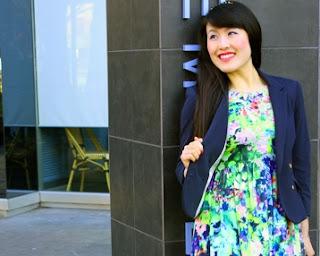 Neon Mish Mash Dress