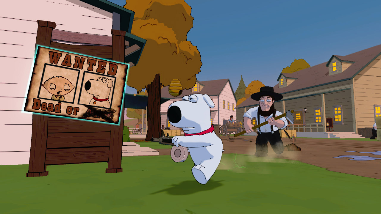 Family Guy : Back to the Multiverse Pc
