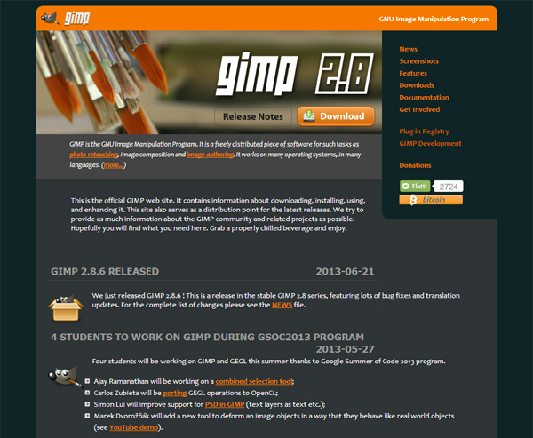 GIMP is Not a Photoshop Alternative