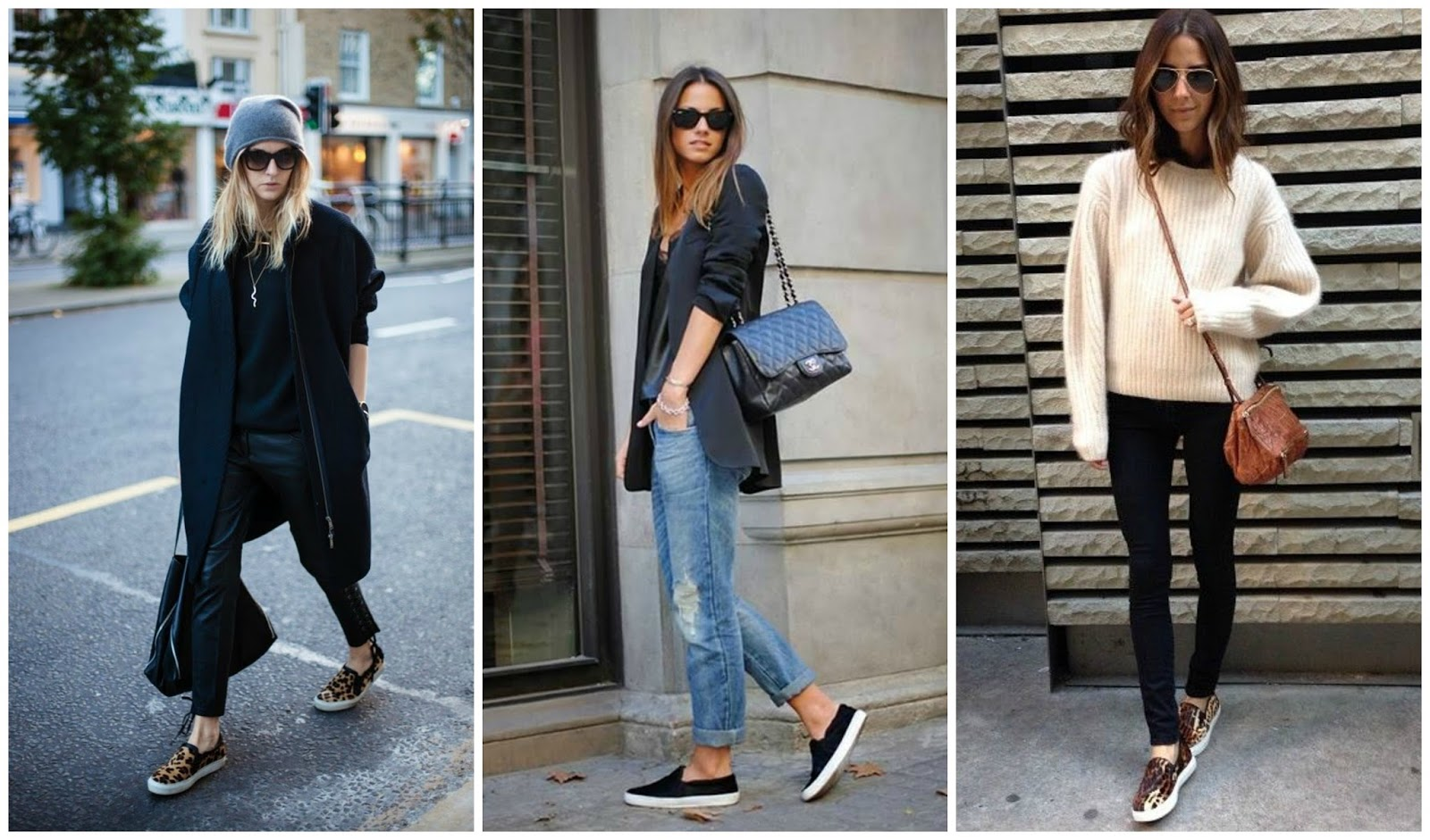 slip on outfits