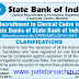 STATE BANK OF INDIA CLARIFICATION OF RECRUITMENT CLERICAL CARDRE