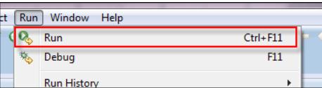 First WebDriver Script