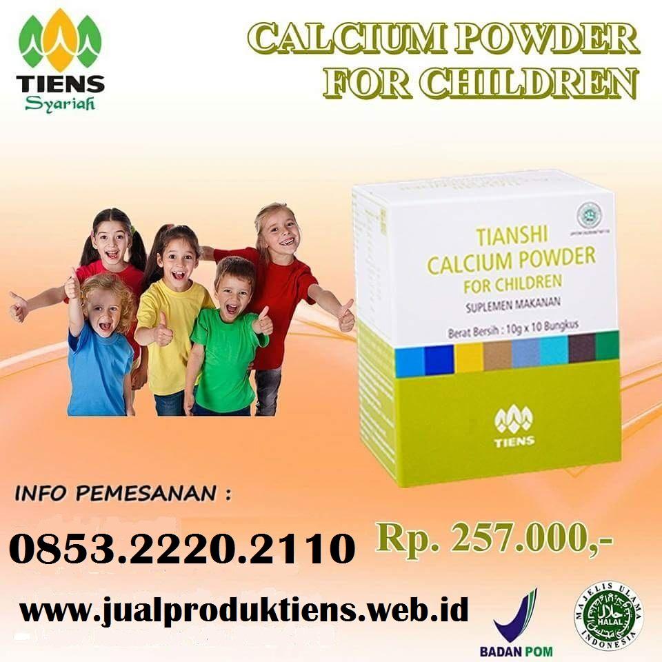 Calsium For Children Cal 3 Spesifikasi Produk Tiens 2018 Galaxs Herbal Bpom Senin 09 November 2015