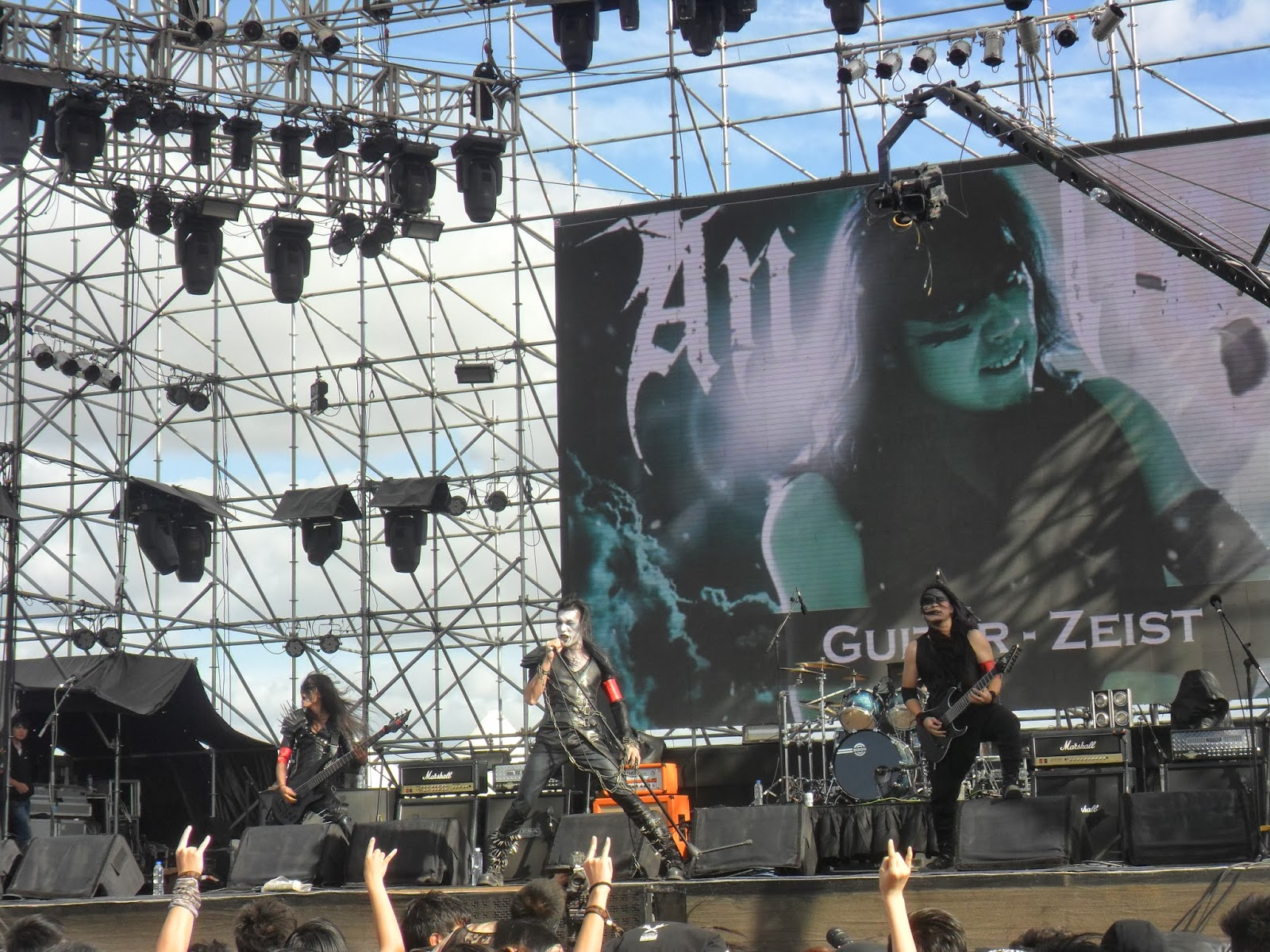 BRUTAL ASSAULT 2013 - Parte II