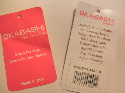 Okabashi label