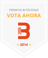 Logo de los Premios Bitácoras 2014