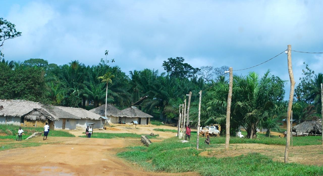 On Liberian Medium