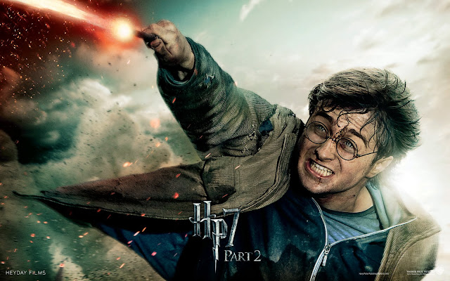 Harry Potter And The Deathly Hallows Part 2 Wallpaper 4