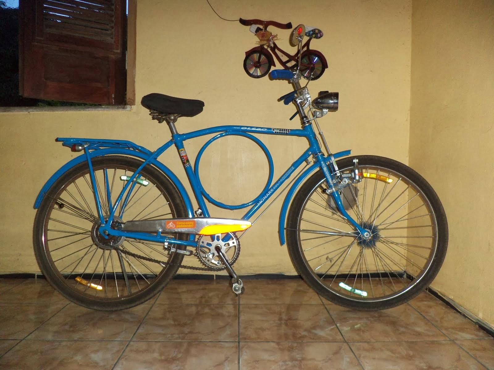 "Bicicleta Classica ""Monark Olé 70"""