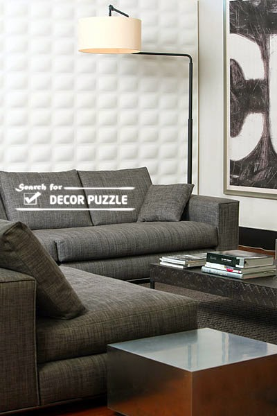 modern decorative wallart 3d wall panels 3d wall decor
