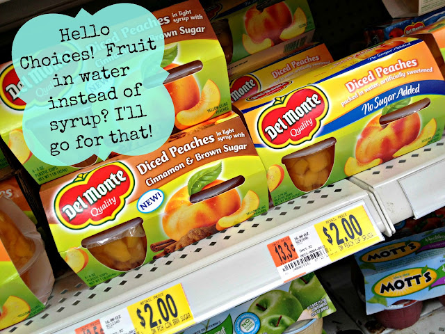 #smartsnack, back to school snacks, Del Monte Fruit Cups, Walmart
