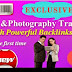 Art and Photography Industry web traffic Package