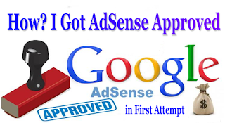 How to Wisely Getting approval from google adsense