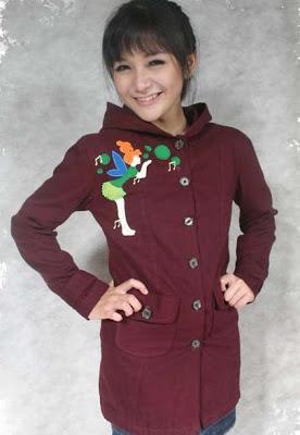 Inilah beberapa model jaket remaja terbaru :