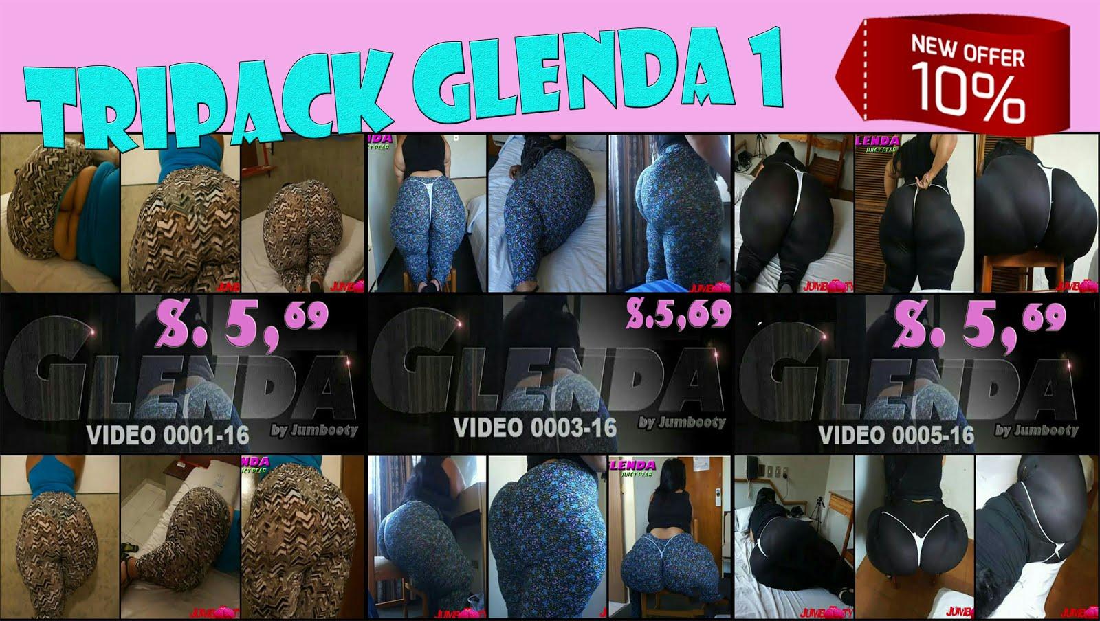GLENDA TRIPACK  $ 15,65