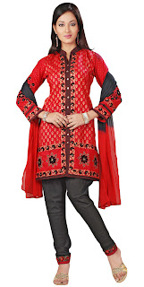 Stylish Girls Kurta Designs 2013