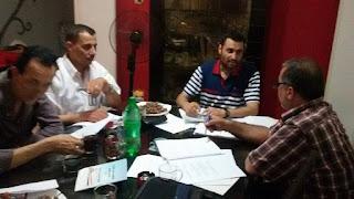 ,طارق ضوة , ايمن لطفى , سعيد الصباغ , احمد ابو غربية