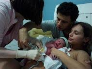 Nasceu Gustavo, dia 30/07/2011