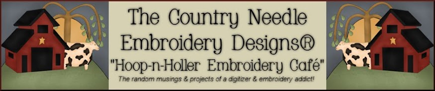 The Country Needle Hoop & Holler Café