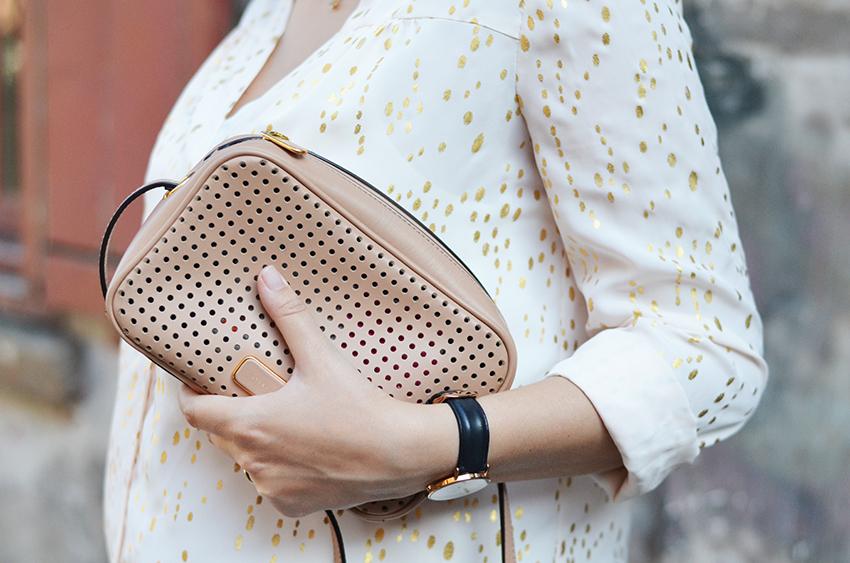 tendance mode été 2015, tendance blog, blog mode, vans rose, vans orange, blouse maje