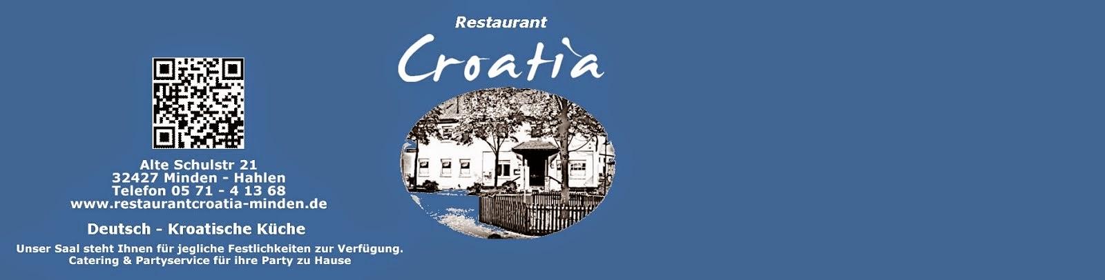 Restaurant Croatia Minden