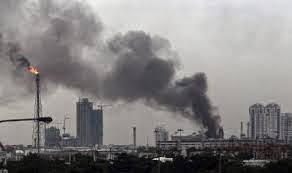 Kesan Pencemaran Udara Tugasan Geografi PT3 2014