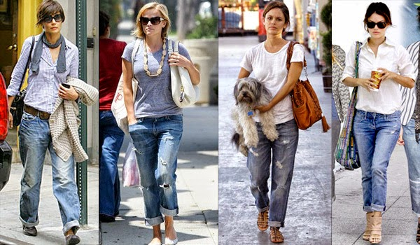 Tendencia: Boyfriend Jeans