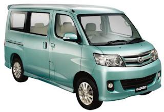 Daftar Harga Mobil Daihatsu Baru/Bekas Oktober - November 2011