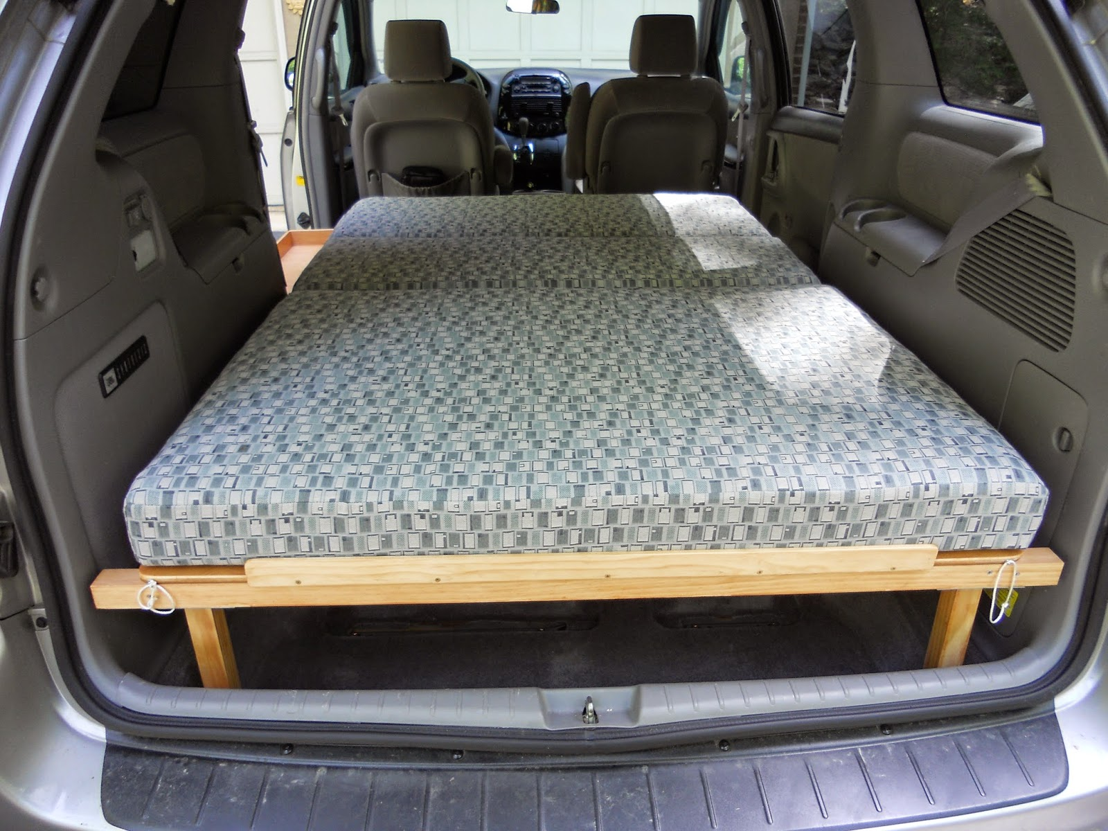 The Grove Guy Minivan Conversion Part One Part Two Is