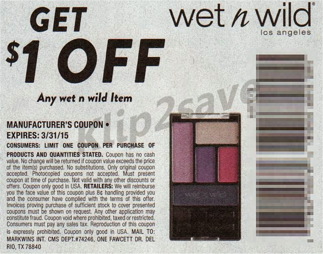 Wet n Wild coupons, promo code at radiance-project.ml Wet n Wild has been recognized as the most trusted brand among women since After being launched in , in Brooklyn, New York; it again got introduced and situated in Los Angeles in