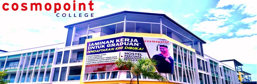 PERMOHONAN ONLINE | COSMOPOINT COLLEGE SABAH