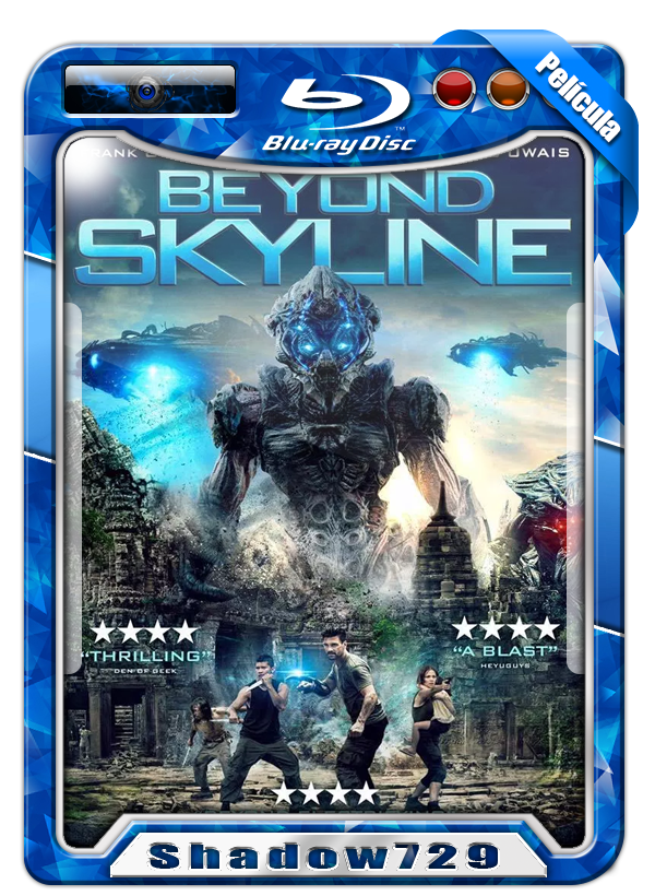 Beyond Skyline (2017) 720p-Dual-Mega