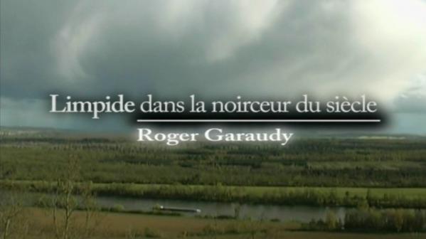 Documentaire sur Roger Garaudy (Maria Poumier, Smaïn Bedrouni)