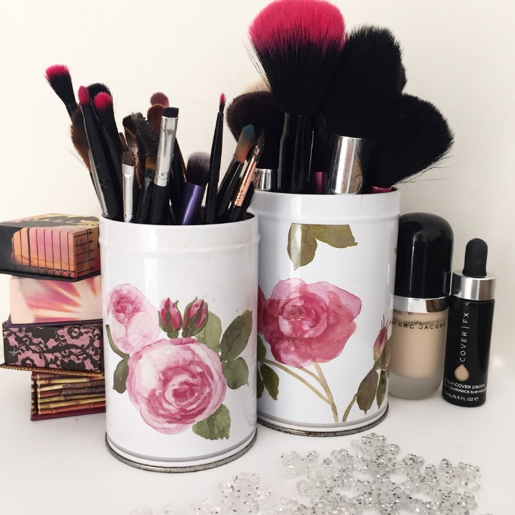 Another Brush Storing Trick That Might Just Change Your Life Comes In The  Form Of Your Favourite Candle. Since Iu0027m A Hoarder, I Found Myself With ...
