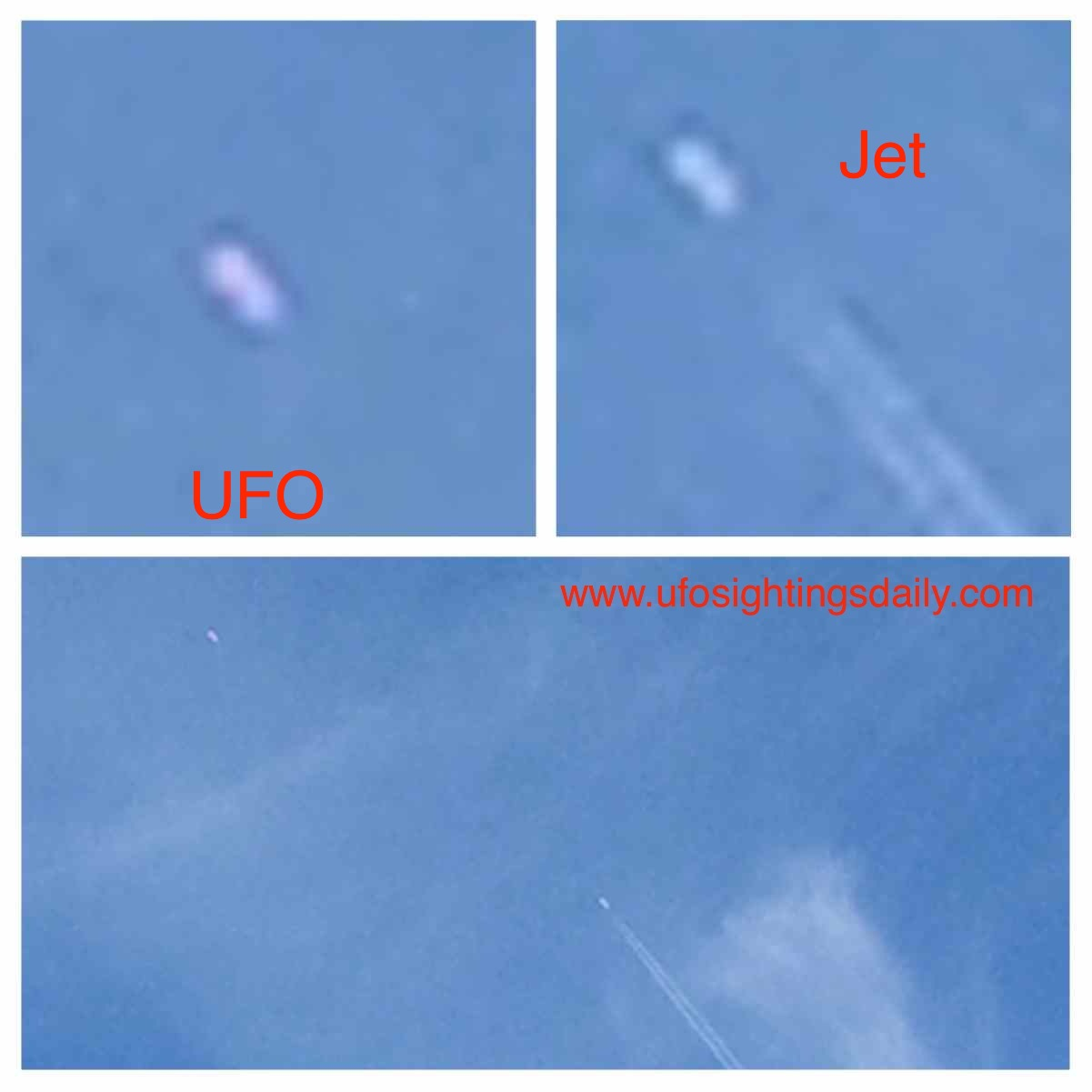 Ufo chased by military jet over bonner springs kansas on june 26
