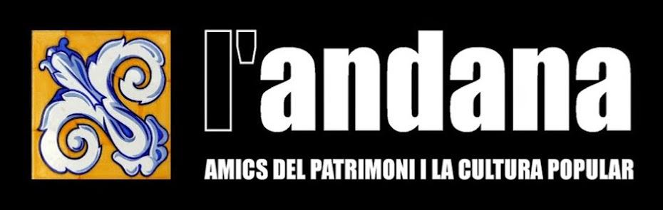 l'Andana - amics del patrimoni i la cultura popular