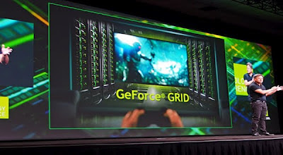 Nvidia GeForce Grid for Cloud-Based Game