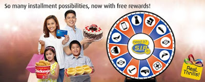 bpi credit card promo, SIP thrills, Jollibee, Red Ribbon