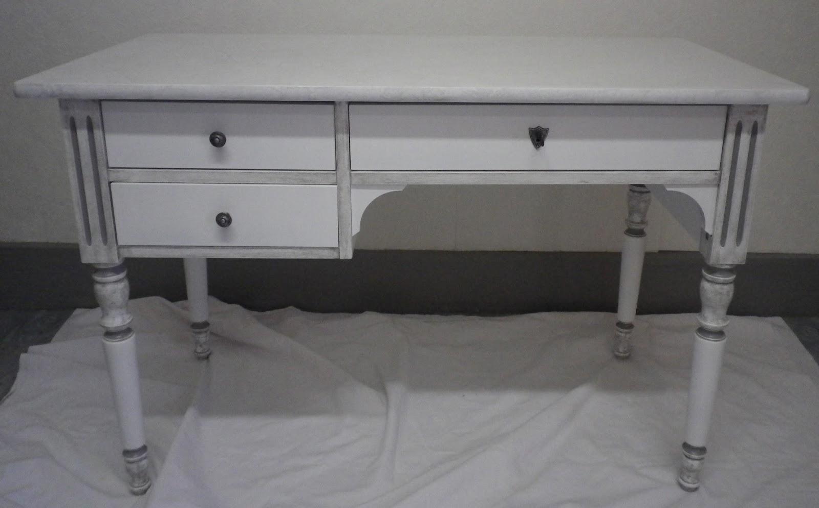 Patin une nouvelle vie pour vos meubles et objets: bureau de