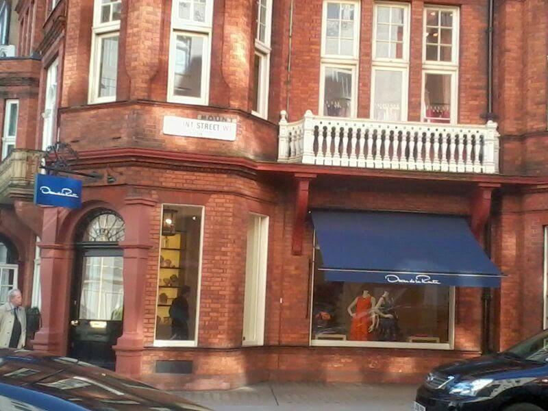Tiendas vestidos de novia Londres