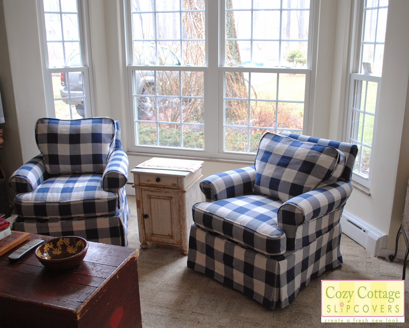 Cozy Cottage Slipcovers