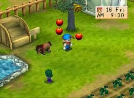 game online harvest moon back to nature