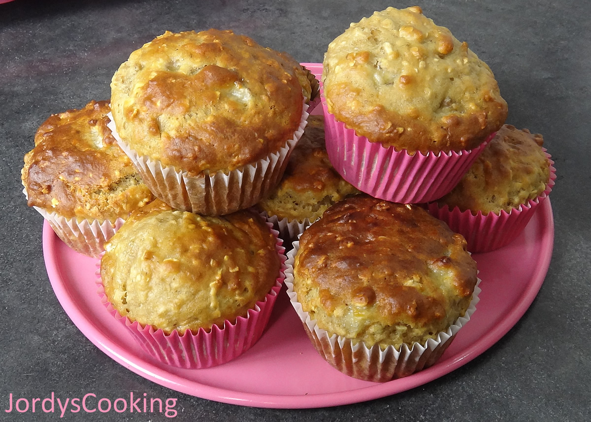 Easy Banana Muffins Recipes — Dishmaps