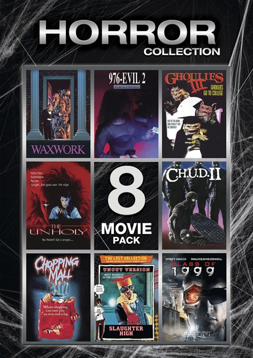 Horror Collections Just In Time For Halloween