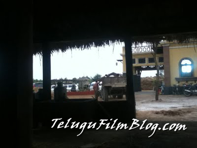 Photos Gabbar Singh Sets