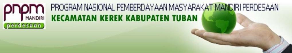 PNPM-MPd Kecamatan Kerek