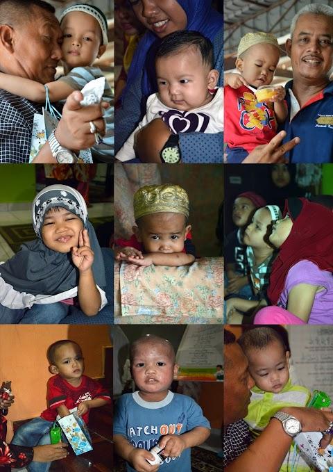 Rumah Anak-Anak Yatim Itu Rupa-Rupanya..