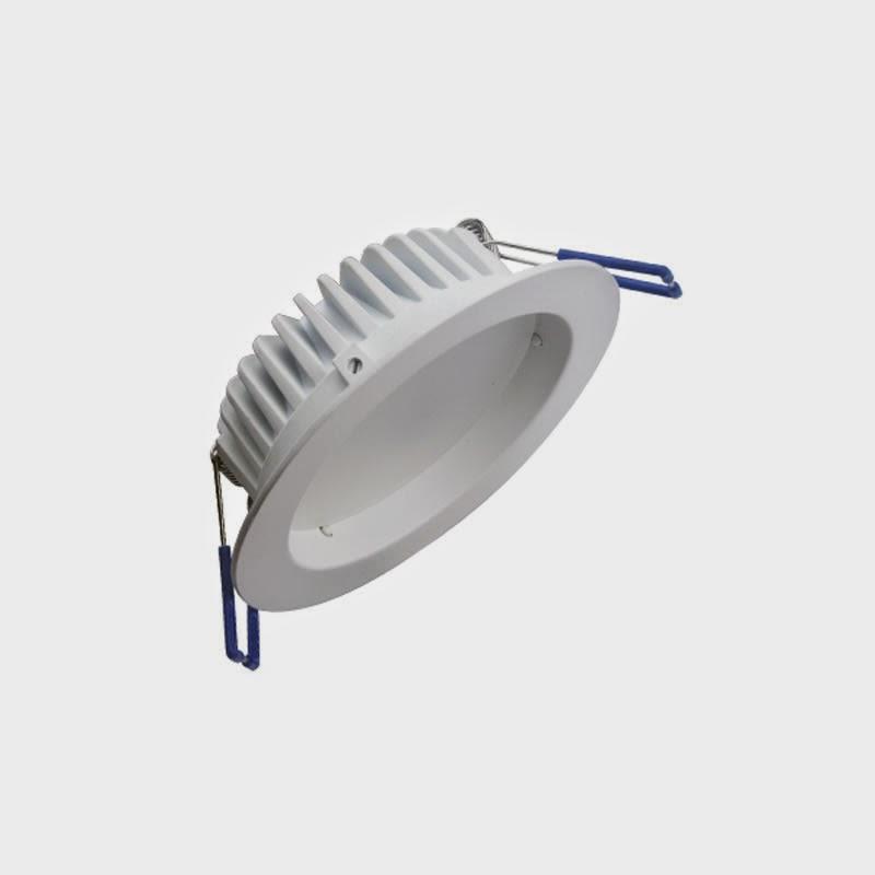 Led cronos downlight sustitutos perfectos para los focos for Focos halogenos led
