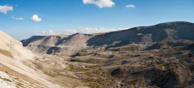 Valle Cannella, Cima Altare e Monte Amaro