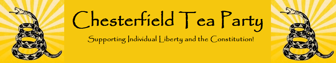 Chesterfield Tea Party